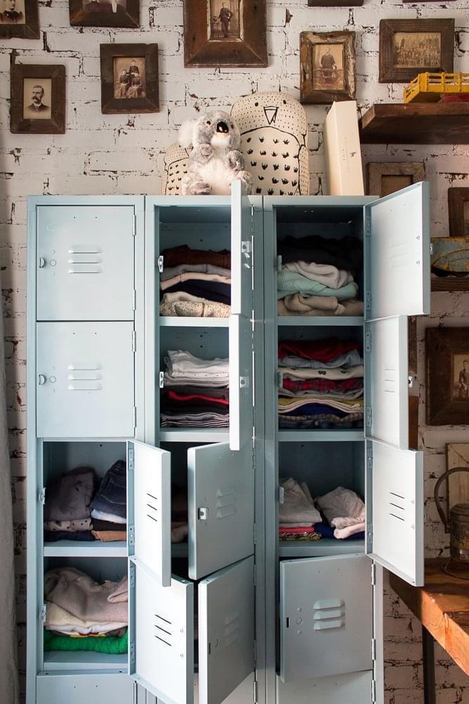 Caroline manhattan inside closet - Meuble de rangement vetement ...