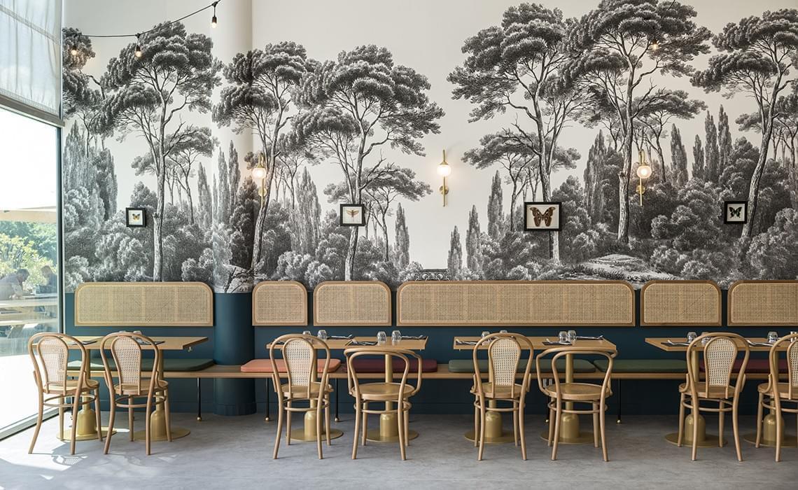 La Brasserie Camille Par Margaux Keller / Credit Photo Laure Mélone